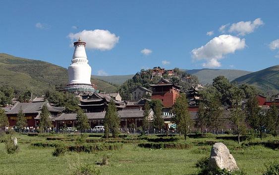 Wutai Shan Five Terrace Mountain Wutai County  TripAdvisor