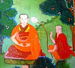 monk provincial park