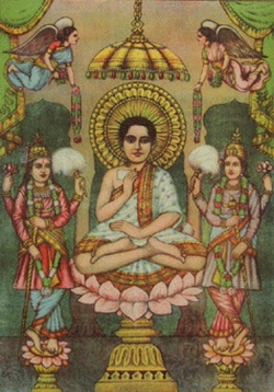the fundamental similarities between the mahavira and the buddha Buddhism and hinduism have a common past, and while there are many similar beliefs between the two religions, there are just as many differences between the buddhist.
