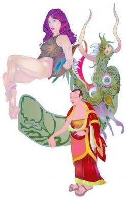 Dakini Principle - Chinese Buddhist Encyclopedia