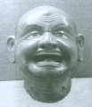 0821mask of the monk in 17th century.jpg