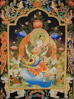 Saraswati mantra - Chinese Buddhist Encyclopedia