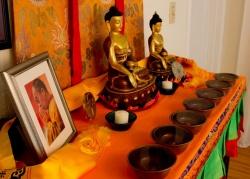 Making A Buddhist Altar Chinese Buddhist Encyclopedia