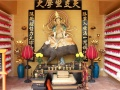 The goddess Marici at an Esoteric Buddhist temple in Hong Kong.jpg