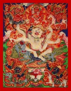 Gyalpo spirits - Chinese Buddhist Encyclopedia