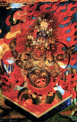 Image result for tibetan gods images