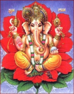 Ganesha Chinese Buddhist Encyclopedia