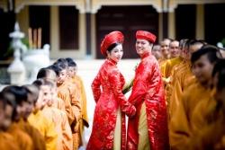 Traditional Buddhist Wedding Ceremony