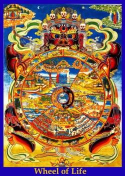Bhavacakra - Chinese Buddhist Encyclopedia
