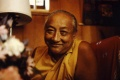His Holiness Dilgo Khyentse Rinpoche's broad smile, Seattle, Washington, USA 1976.jpg