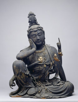 Seated Nyoirin Kannon.png