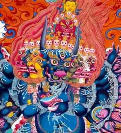 Vajrabhairava - Chinese Buddhist Encyclopedia