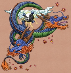 Dragon as Naga - Chinese Buddhist Encyclopedia